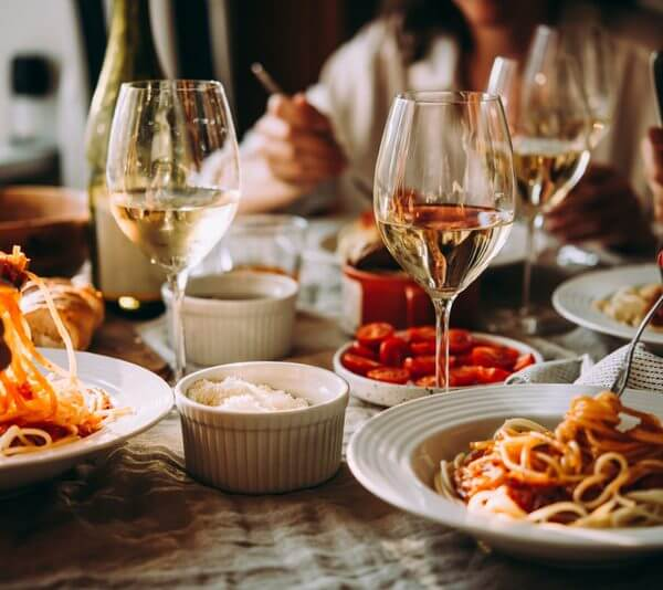 Italian restaurant in Van Nuys