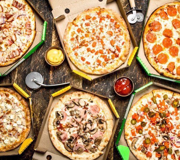 pizza delivery in Van Nuys CA