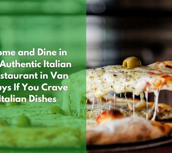 Italian restaurant Van Nuys