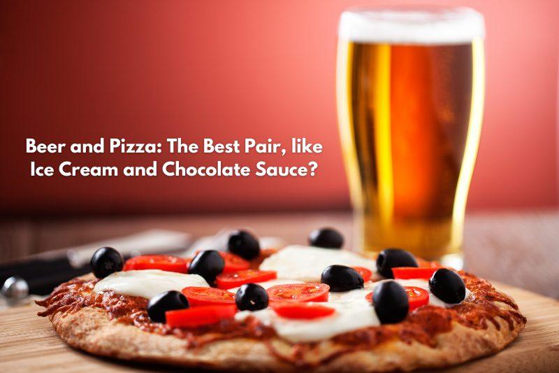 beer and pizza Van Nuys